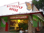 Butterfly House Entrance