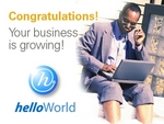 Congratulations Your Business is Growing