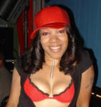 Tiffany Price at a Mixtape Release Party