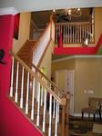 Foyer of Award-Winning HandCrafted Homes Windsor Model
