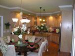 Kitchen & Nook of Award-Winning HandCrafted Homes Windsor Model