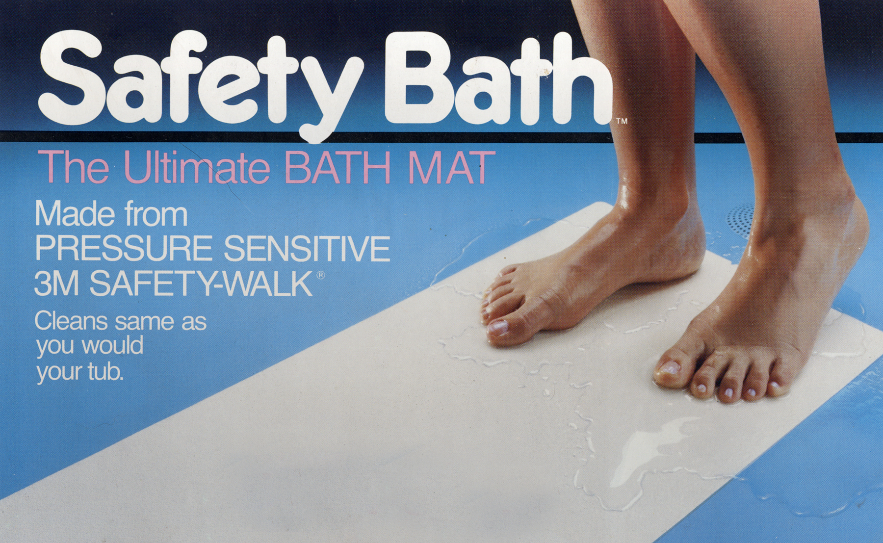Safety Bath Helps Prevent Slip And Fall In Bathrooms From