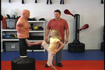 Even small children can learn basic self-defense