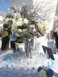 AquaBar Hydration Station - Emmy Awards Style Suite