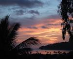 The sunsets in Nicaragua  are stunning