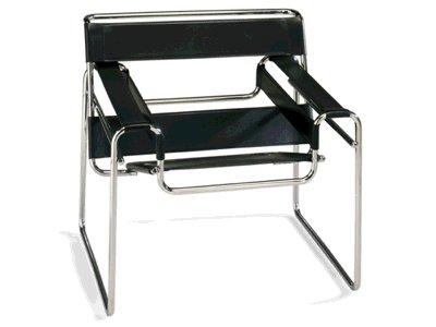 Bauhaus Style Wassily Chair By Marcel BreuerOne Of The Fathers Of  Modernism, Breuer Showed A Great Interest In Modular Construction And  Simple Forms.