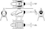 TAG Mxxx VTOL UAV