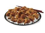 Crispy Honey Chicken - spicy