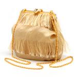 Flapper purse