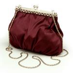 Merlot purse