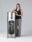 New BrewDome Fermenter for homebrewers/zymurgy