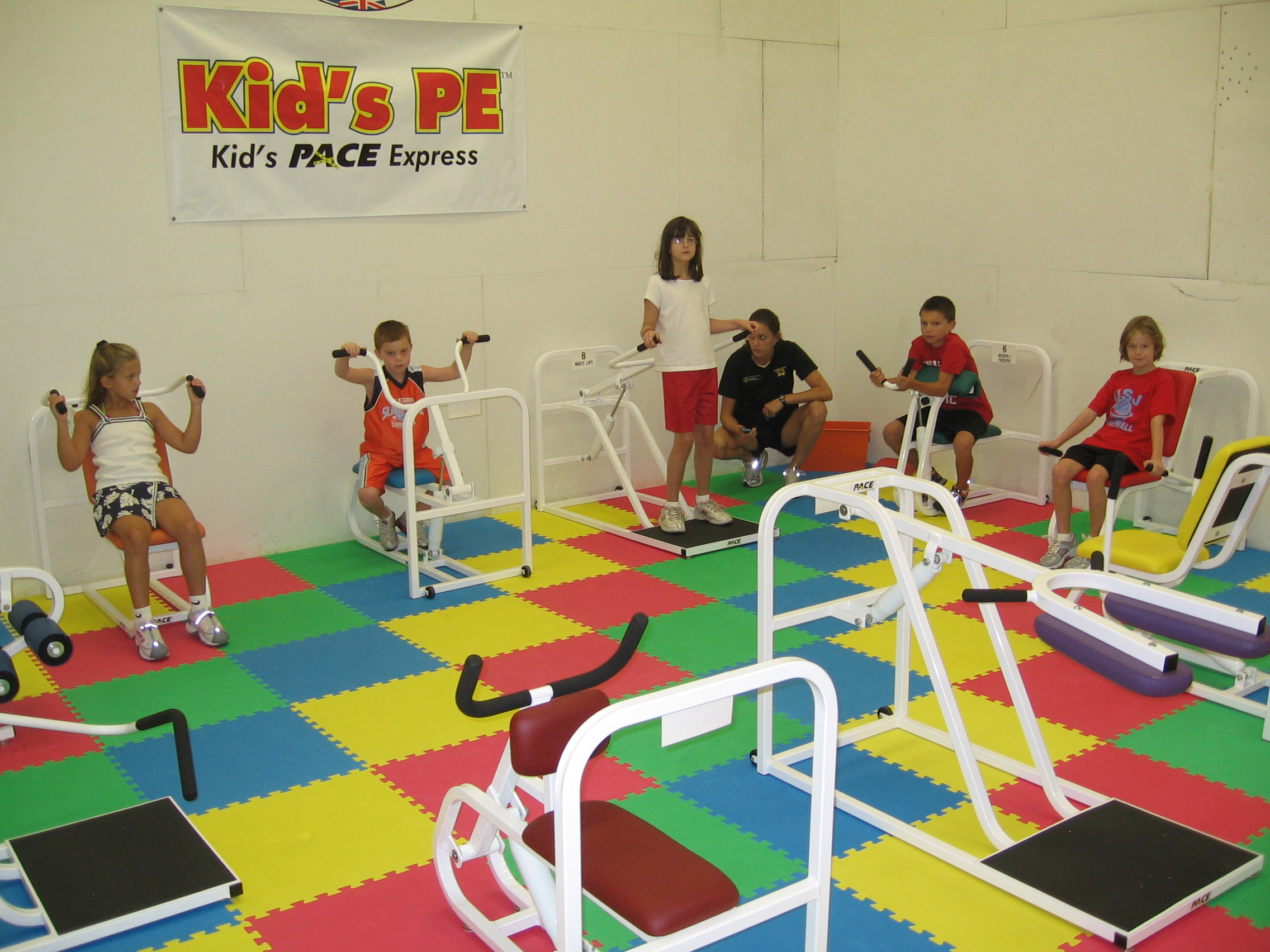 Kids Pace Express Appoints National Showcase Club