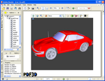 3D Interactive Models in PDF files