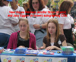 2006 Winners at the anthology signing