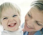 Smiling Baby - eNannySource.com