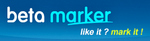 Beta Marker Logo