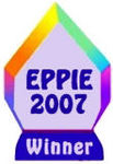 Finalists and winners place this icon on their web sites with pride!
