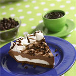 Edwards Chocolate Creme Pie made with HERSHEY's.