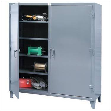 A Plus Warehouse Exclusively Offers KingCab Storage Cabinets, The Heaviest  Capacity Steel Cabinet Available Online