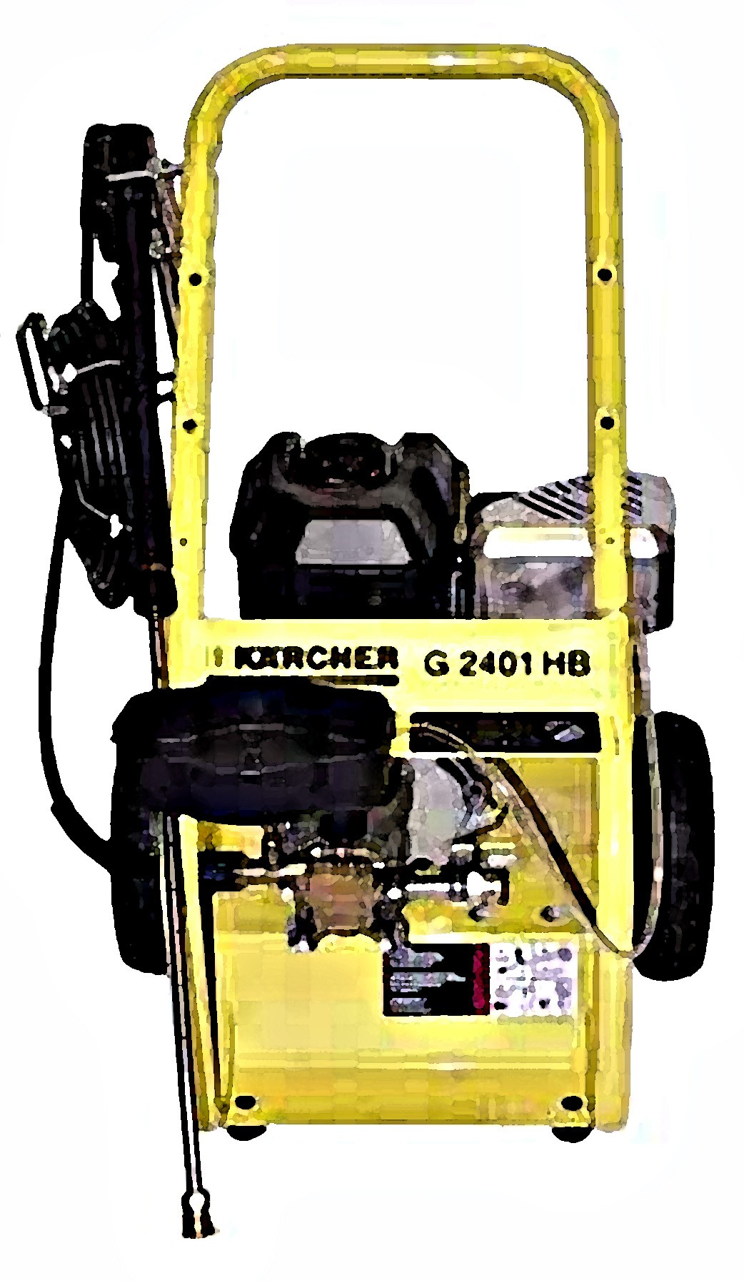 Register For A Chance To Win A Brand New Karcher 2 400 Psi