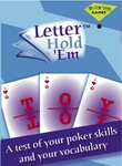 Letter Hold 'em from On The Spot Games $9.99 MSRP