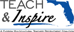 Teach & Inspire Florida Logo