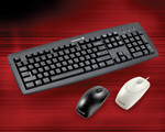 Cherry's low-cost keyboard and mouse
