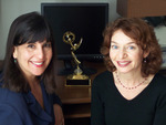 Life Theatre Services' Cynthia Cristilli and Molly Goode