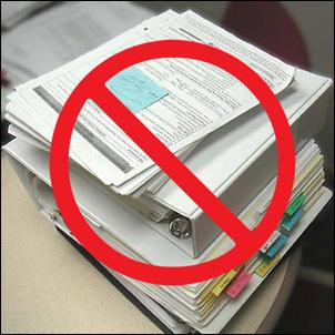 paper binders