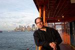 Horror writer Mark Leslie