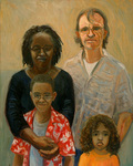 Vanessa, Mike and Their Sons Foye and James