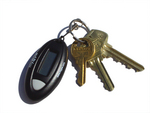 Photo of MyPW Device on Keychain