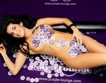 Aylar - the new face of Purple Lounge