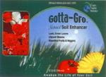 Gotta-Gro Bottle Label with Roses Insert