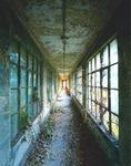 Corridor #9, Island 3, Ellis Island