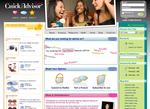 ChickAdvisor Homepage