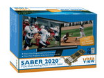 Vista View Saber 2020 Dual Analog PCIe TV Tuner retail box.