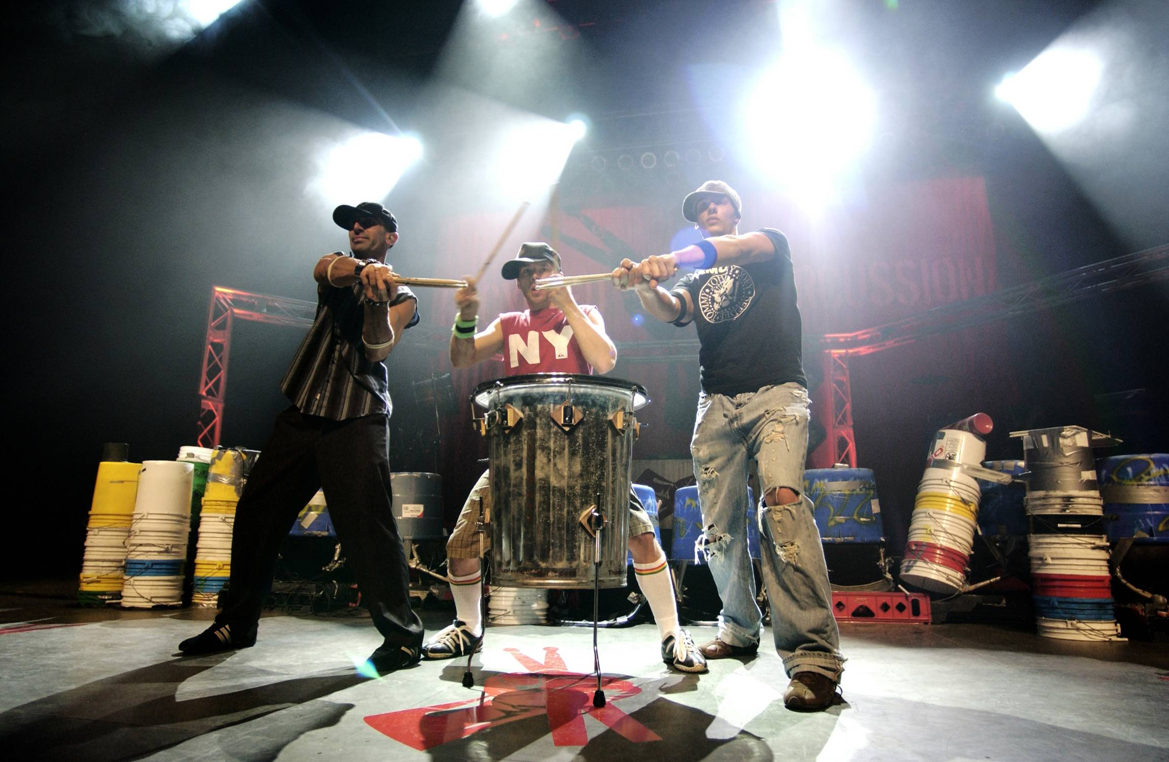 - RecycledPercussion20061