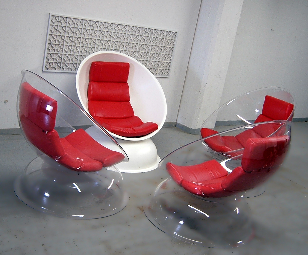 Atomic furniture mid century retro cool design craze for Space age design