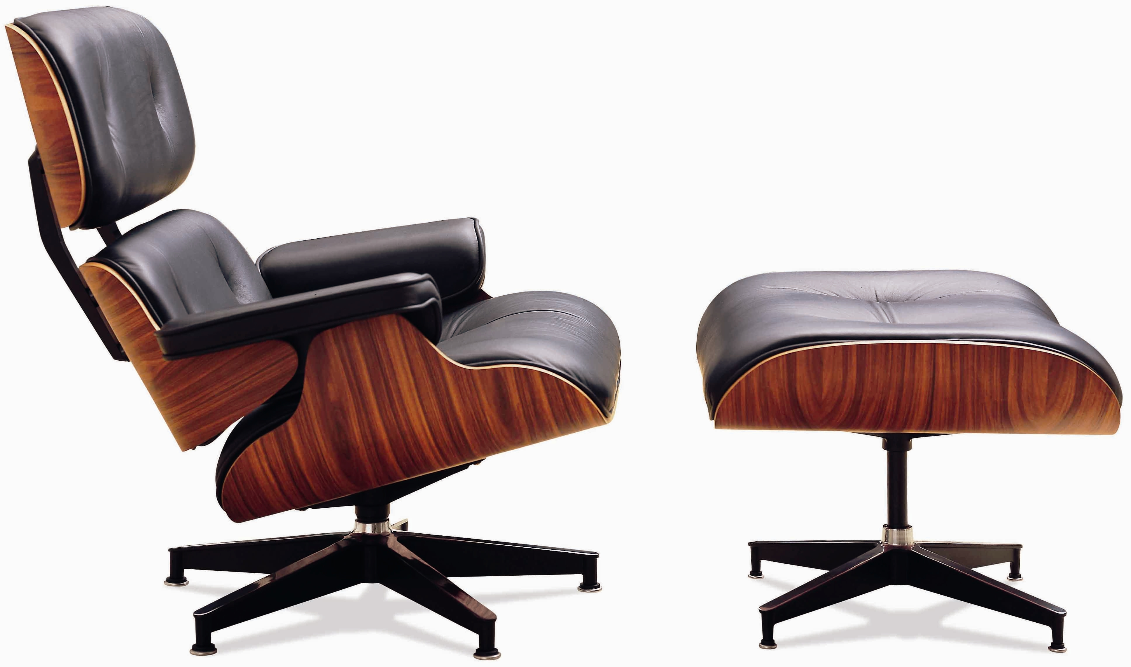 Atomic furniture mid century retro cool design craze for Eames lounge sessel nachbau