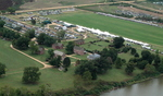 Aerial view of Colonial Polo Cup 2005