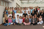 1st college certified Yoga Therapy graduates