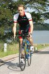 Ironman qualifier Matt McCurdy