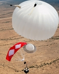 "Atair Aerospace's Onyx 2200 Swarming ""smart bomb"" Precision Guided Parachute System"