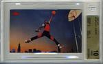 1985 Nike Michael Jordan Card