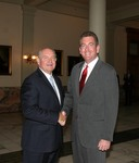 Accelerated CEO Kelly With Governor Perdue