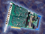 UF2-6111: 4 channel 125 MS/s 8-bit AWG PCI card with 4 GigaSamples memory