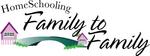 Logo for Homeschooling Family to Family