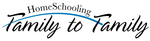 Homeschooling Family to Family