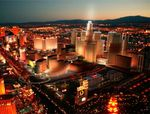MGM CityCenter Night View